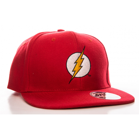 DC Comics - Flash Shield Snapback Cap Hat