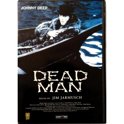Dvd Dead Man di Jim Jarmusch con Johnny Depp 1995 Usato