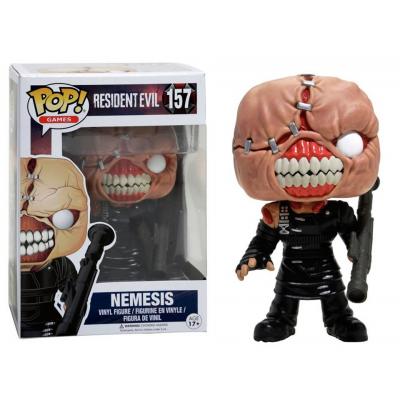 Resident Evil Nemesis Pop! Funko