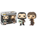Game of Thrones Battle of the Bastards Jon Ramsay 2-Pack Pop! Funko Vinyl figure