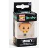 Rick And Morty Pocket Pop! Morty Smith Vinyl KeyChain Funko