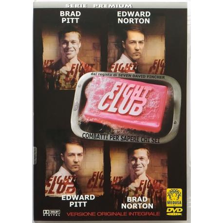 Dvd Fight Club - Serie Premium di David Fincher 1999 Usato