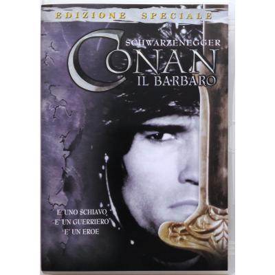 Dvd Conan Il Barbaro - Edizione Speciale