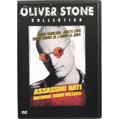 Dvd Assassini Nati - Natural Born Killers