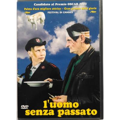 Dvd L'uomo senza passato di Aki Kaurismäki