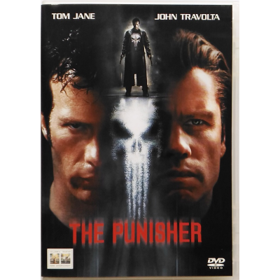 Dvd The Punisher con John Travolta 2004