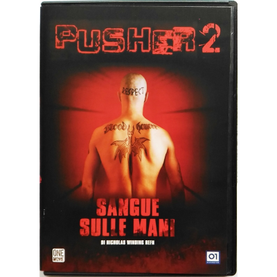 Dvd Pusher 2 II - Sangue sulle mie mani
