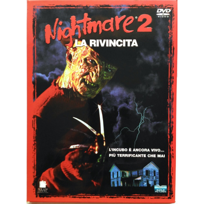 Dvd Nightmare 2 - La Rivincita