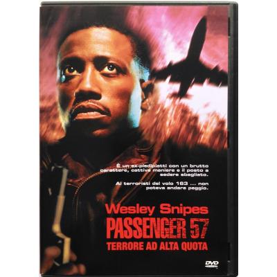 Dvd Passenger 57 - Terrore ad Alta Quota