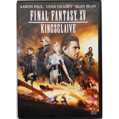 Dvd Final Fantasy XV - Kingsglaive