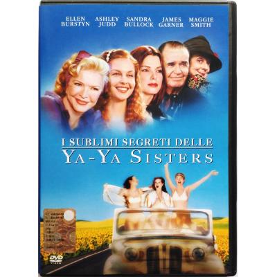 Dvd I Sublimi Segreti delle Ya-Ya Sisters con Sandra Bullock 2002 Usato