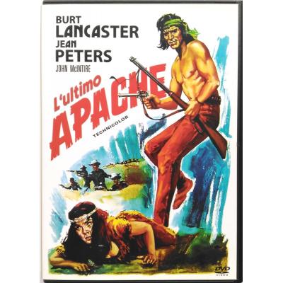 Dvd L'Ultimo Apache di Robert Aldrich 1954