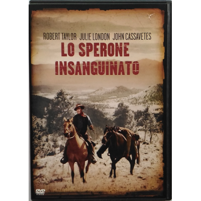 Dvd Lo Sperone insanguinato