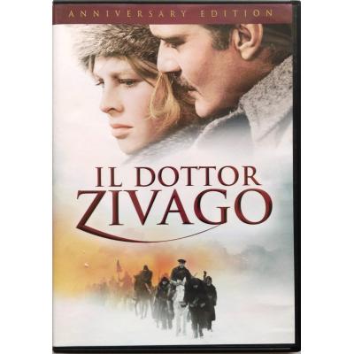 Dvd Il Dottor Zivago - Anniversary Edition