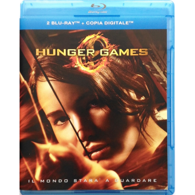 Blu-ray Hunger Games