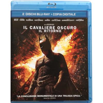 Blu-ray Il Cavaliere oscuro - Il ritorno