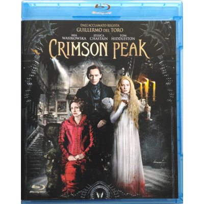 Blu-ray Crimson Peak