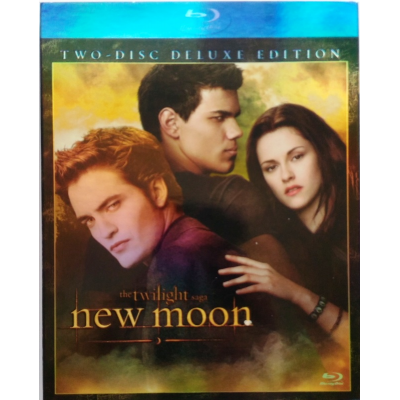 Blu-ray New Moon - The Twilight Saga