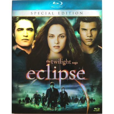 Blu-ray Eclipse - The Twilight Saga -