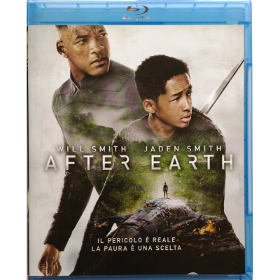 Blu-ray After Earth