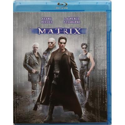Blu-ray Matrix dei fratelli Wachowski