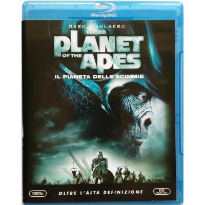 Blu-ray Il Pianeta delle Scimmie di Tim Burton
