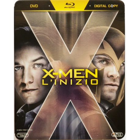Blu-ray X-Men - L'inizio