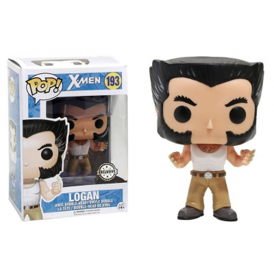 X-Men Logan Wolverine Bone Claws Exclusive Pop! Funko