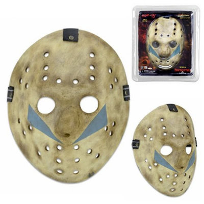 Machera Jason Voorhees Friday 13th Part 5 mask Prop replica Neca