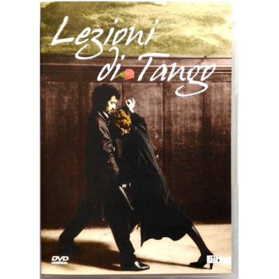 Dvd Lezioni di Tango di Sally Potter 1997 Usato