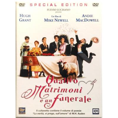 Dvd 4 Quattro Matrimoni e un Funerale - Special ed.