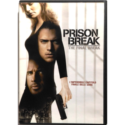 Dvd Prison Break - The Final Break