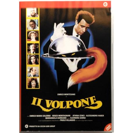 Dvd Il Volpone