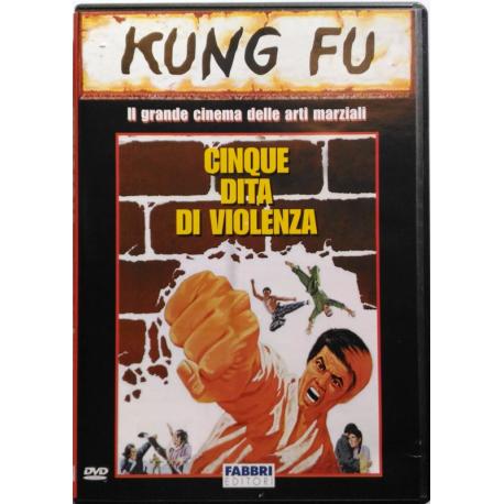 Dvd Cinque dita di violenza