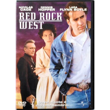 Dvd Red Rock West