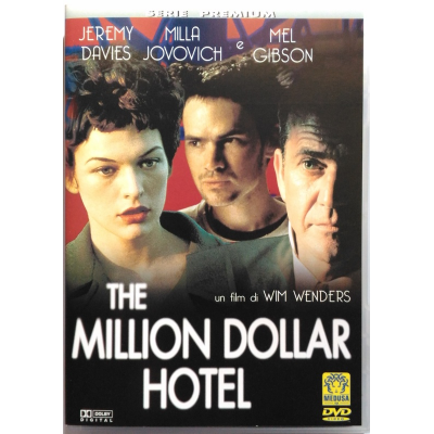 Dvd The Million Dollar Hotel