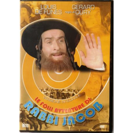 Dvd Le folli avventure di Rabbi Jacob