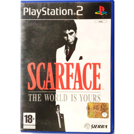 Gioco PS2 Scarface - The World is yours