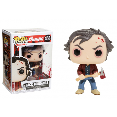 The Shining Jack Torrance Pop! Funko movies Vinyl Figure n° 456