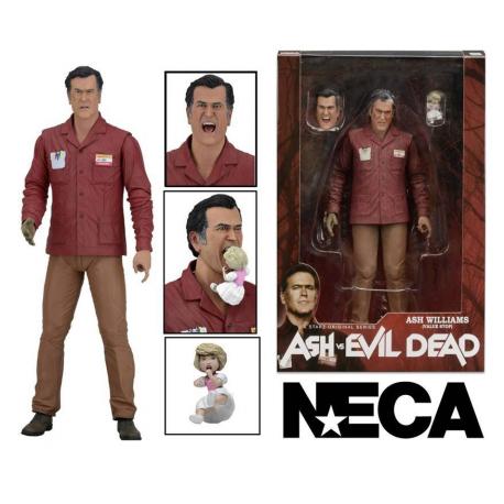 Action Figure Ash vs Evil Dead Ash Williams Value Stop serie 1 Neca