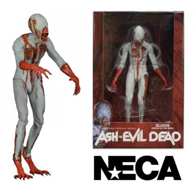Action Figure Ash vs Evil Dead Eligos Demon of the mind serie 1 Neca