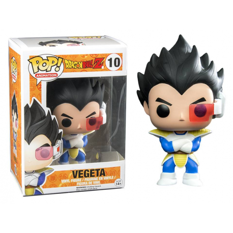 Dragon Ball Z Vegeta Pop Funko