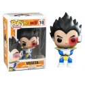 Dragon Ball Z Vegeta Pop! Funko animation Vinyl Figure n° 10