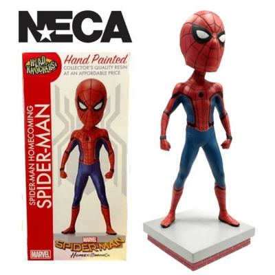 Spider-Man Homecoming Marvel Head Knocker Neca