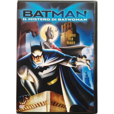 Dvd Batman - il mistero di Batwoman