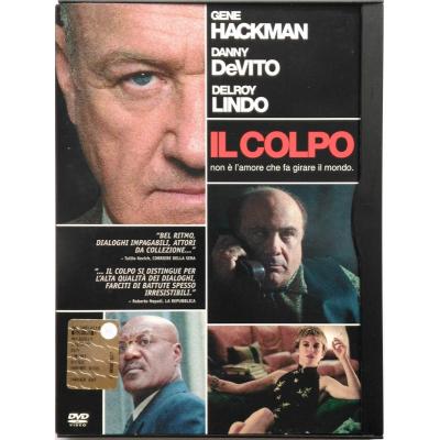 Dvd Il Colpo - ed. Snapper