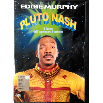 Dvd Pluto Nash - ed. Snapper