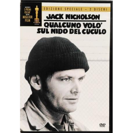 Dvd Qualcuno volò sul nido del cuculo - Edizione Speciale 2 dischi