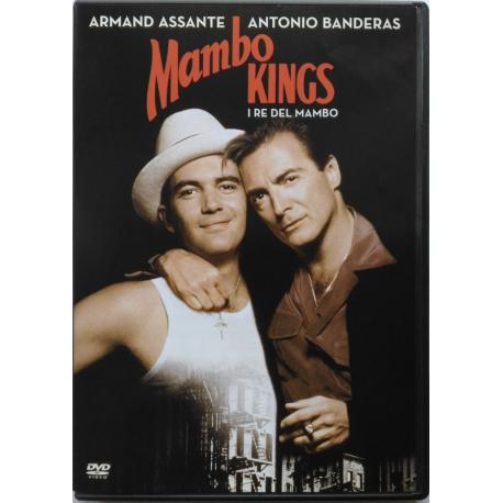 Dvd Mambo Kings - I Re del mambo