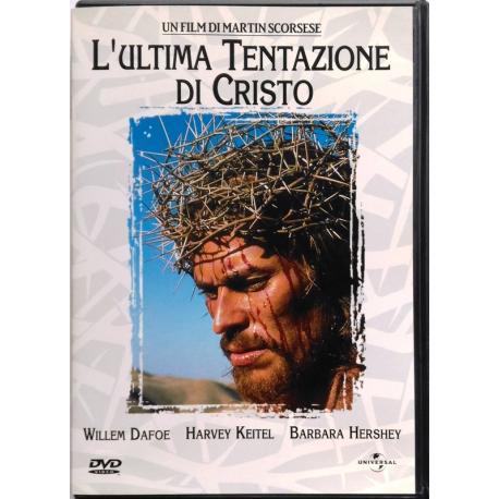 Dvd L'Ultima tentazione di Cristo